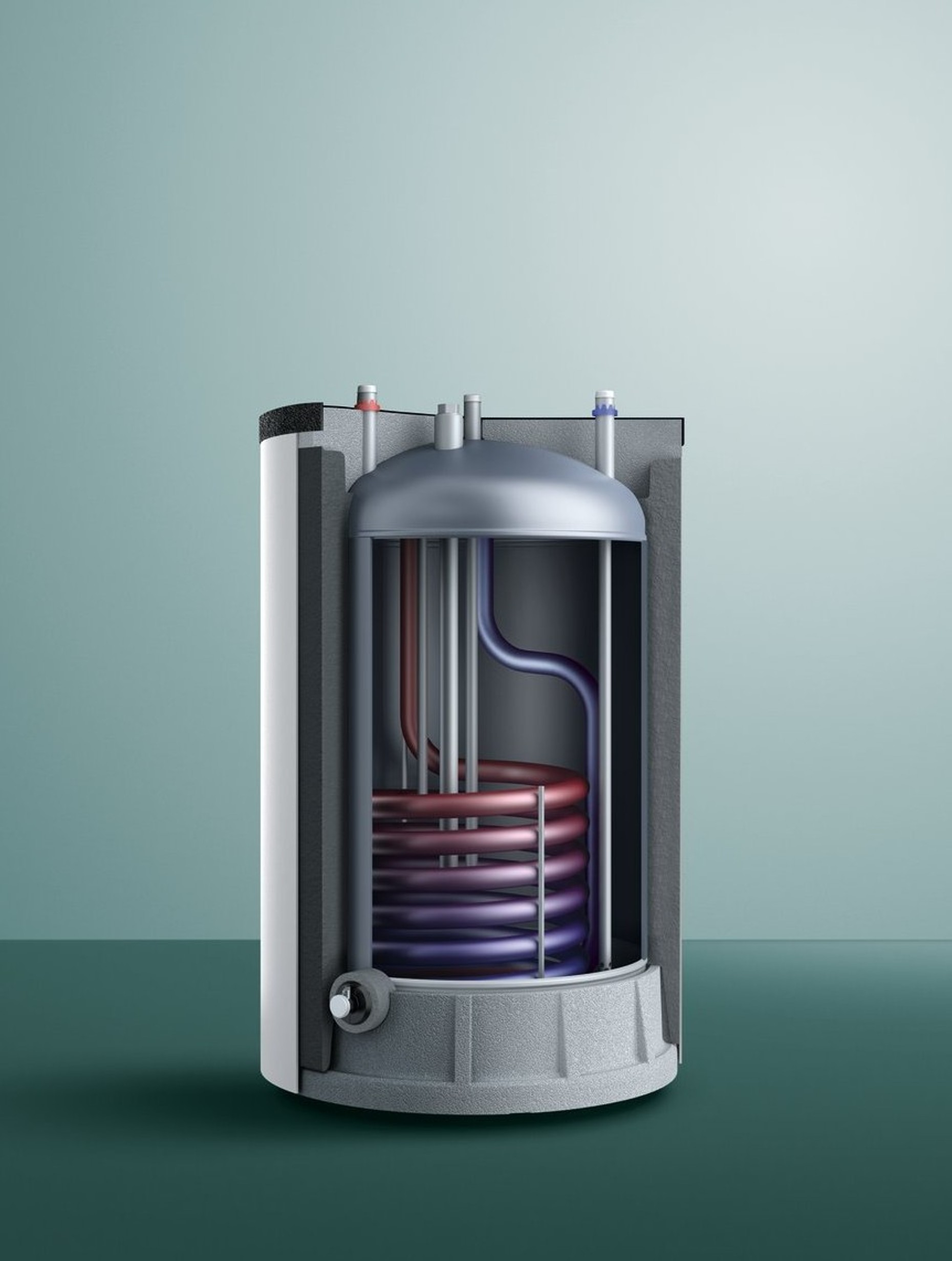 uniSTOR VIH - Impeccable performance: all the hot water you want ...