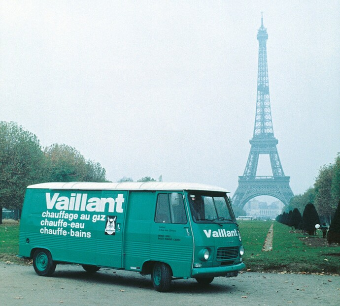 Opening of Vaillant branches in several European countries