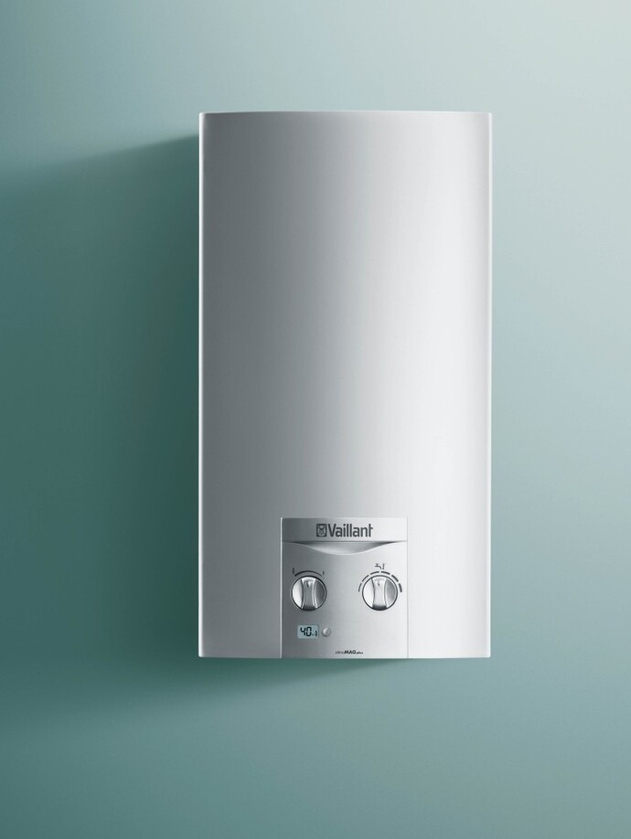 atmoMAG gas water heaters