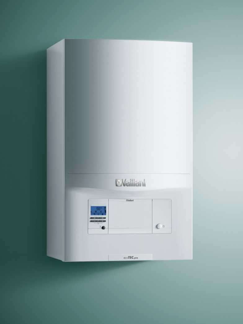 Wall hung boilers - Vaillant