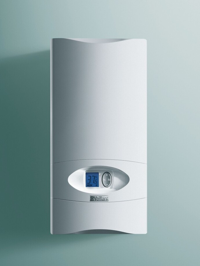 Electric instantaneous water heaters VED