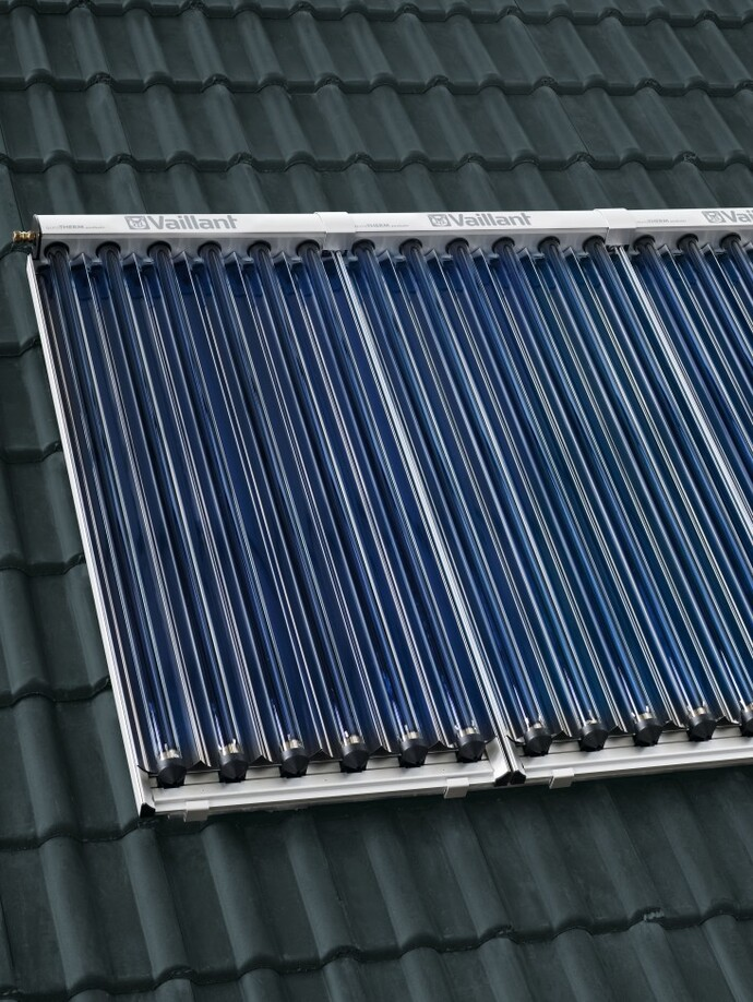 Solar thermal collector auroTHERM exclusive VTK