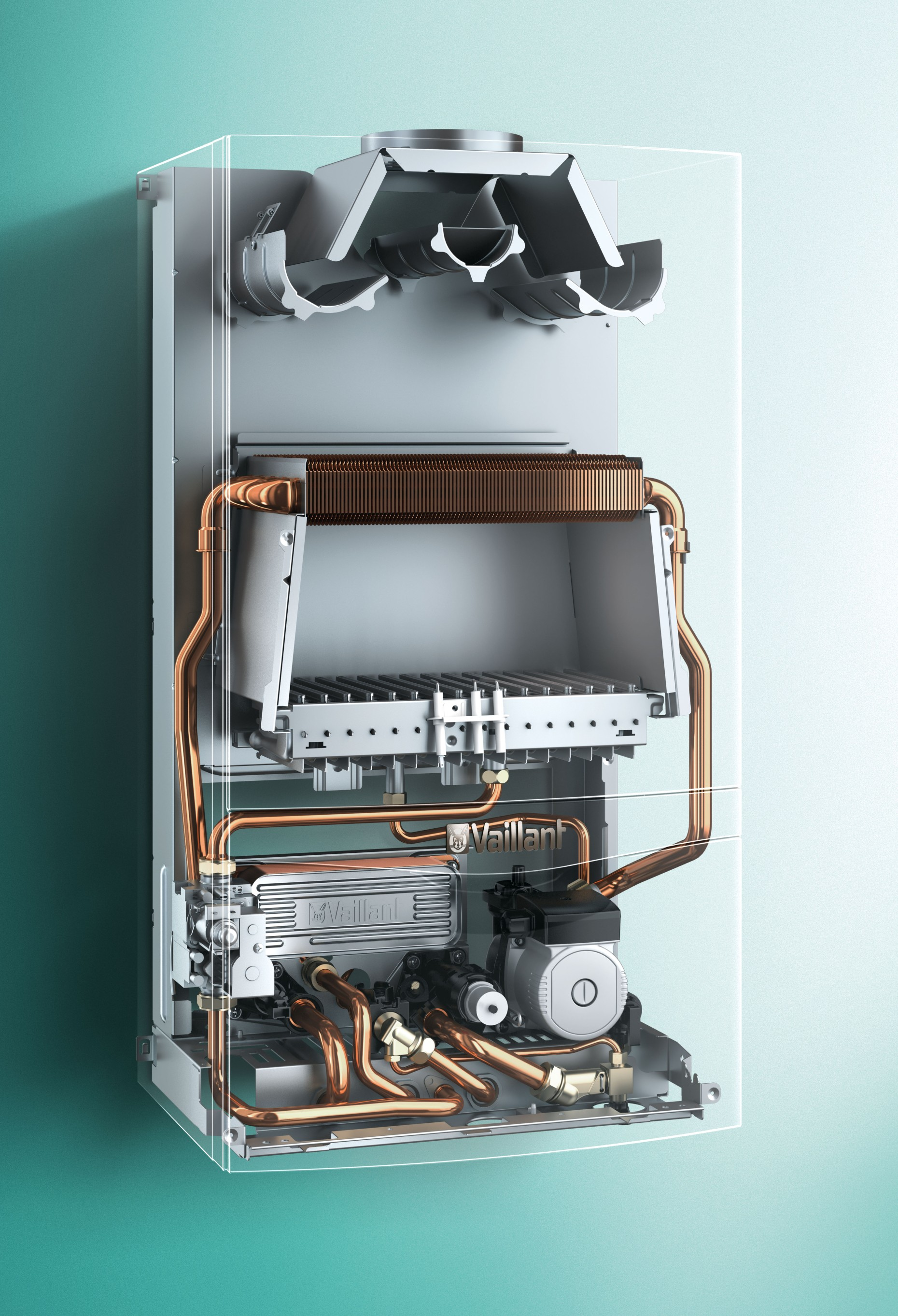 atmoTEC / turboTEC pro - Easier to install - Vaillant