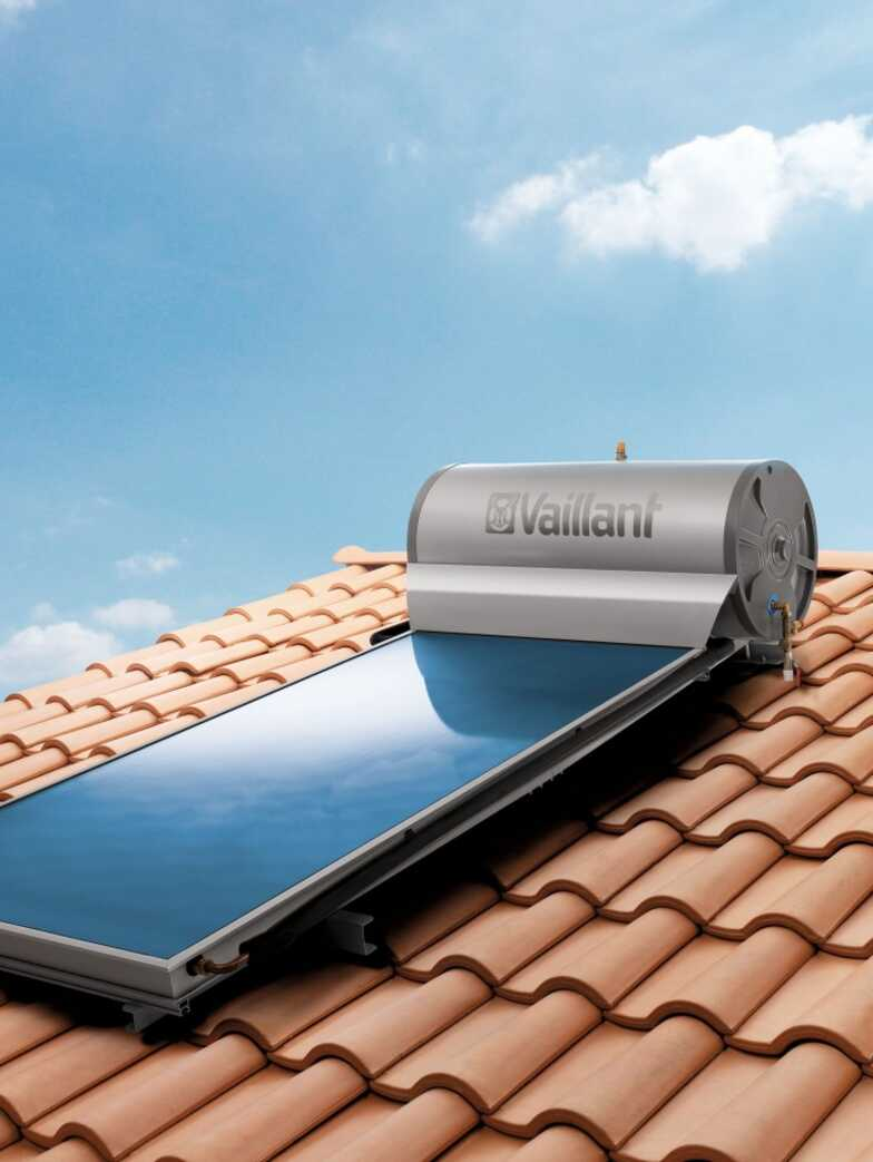 All Products Vaillant Mounted Solar Hot Water Collectors In Addition Electric Dryer Wiring Aurostep Pro