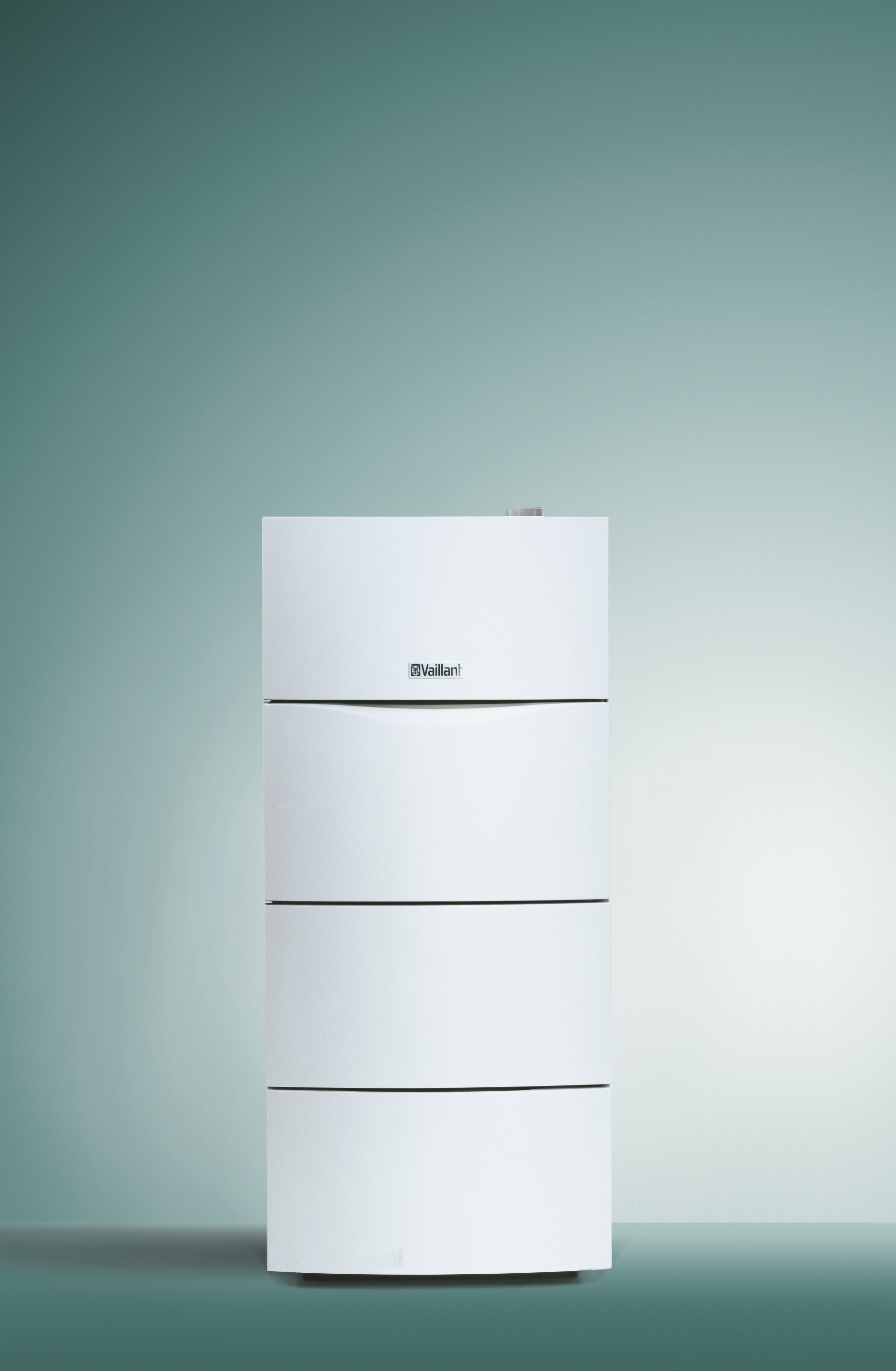 atmoVIT exclusive - Completely automatic, cast-iron boiler with two ...